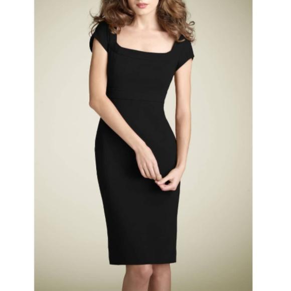 e6fed609 Diane Von Furstenberg Dresses & Skirts - DVF Black Sheath